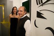 XVIII  Feria Iberoamericana  de Arte FIA 2009.    Del 24 al 29 de Junio. Caracas Junio 24, 2009 (Ramon Lepage / Orinoquiaphoto).