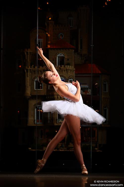 Dance As Art New York City Photography Project Astolat Castle Series with dancer, Joceyln Farabaugh