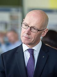 Pictured: Education Secretary John Swinney MSP at the launch.<br /> <br /> &copy; Dave Johnston / EEm