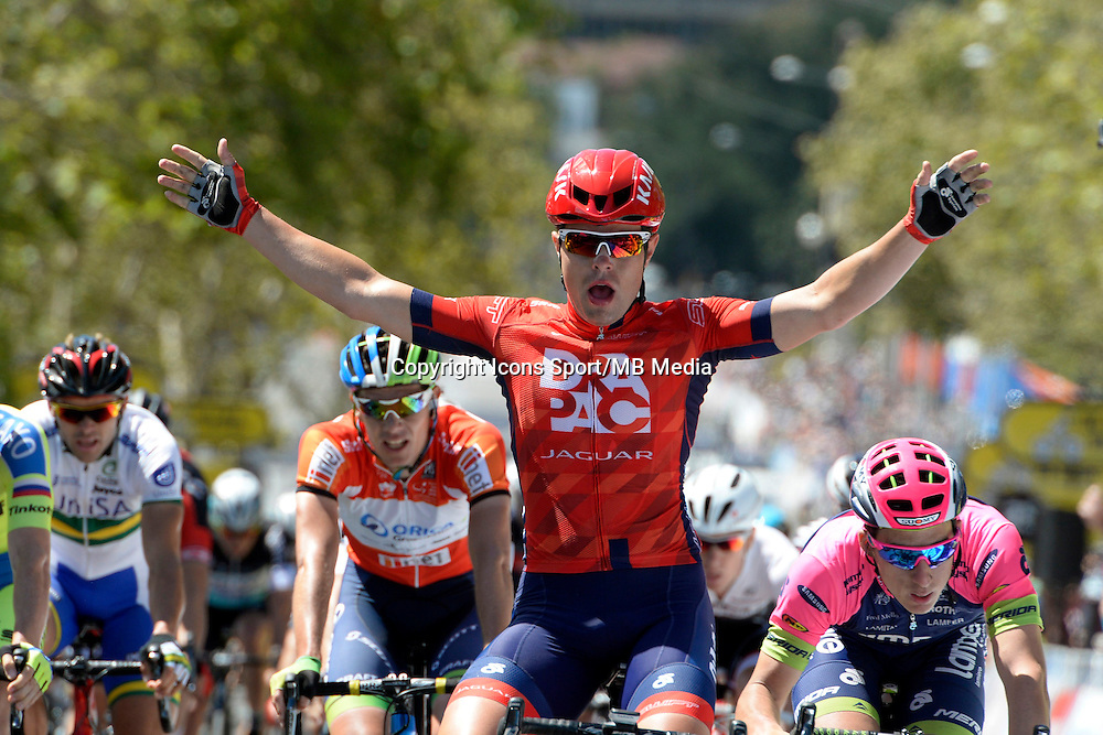 Victoire Wippert Wouter -  Drapac   - 25.01.2015 -  Etape 06 du Tour Down Under 2015<br />