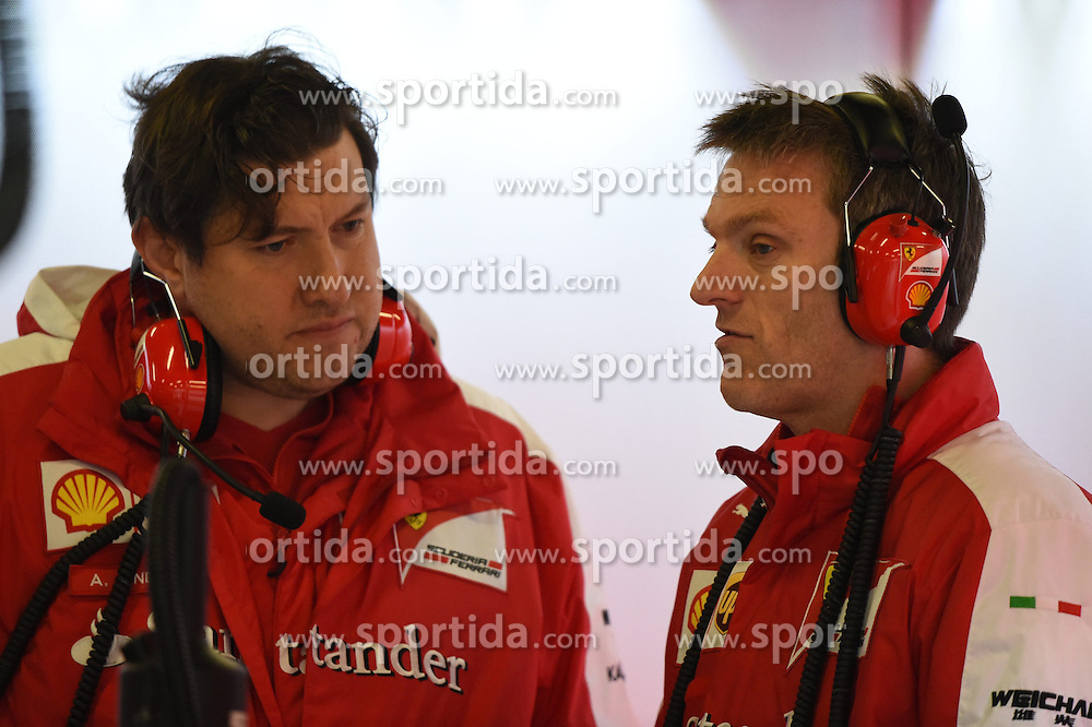 27.02.2015, Circuit de Catalunya, Barcelona, ESP, FIA, Formel 1, Testfahrten, Barcelona, Tag 2, im Bild James Allison (GBR) Ferrari Chassis Technical Director // during the Formula One Testdrives, day two at the Circuit de Catalunya in Barcelona, Spain on 2015/02/27. EXPA Pictures &copy; 2015, PhotoCredit: EXPA/ Sutton Images/ Mark Images<br /> <br /> *****ATTENTION - for AUT, SLO, CRO, SRB, BIH, MAZ only*****