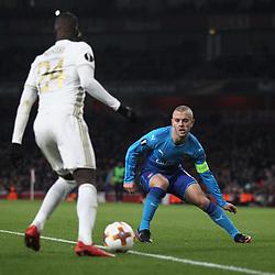 Arsenal v Ostersunds | Europa League | 22 February 2018