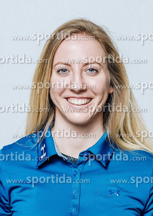 18.05.2019, DB Schenker, Kufstein, AUT, OeSV Portraits, im Bild Teresa Stadlober (Langlauf) // Teresa Stadlober (Langlauf) during the official Austrian Ski Federation 2019/ 2020 Portrait Session at the DB Schenker in Kufstein, Austria on 2019/05/18. EXPA Pictures © 2019, PhotoCredit: EXPA/ JFK