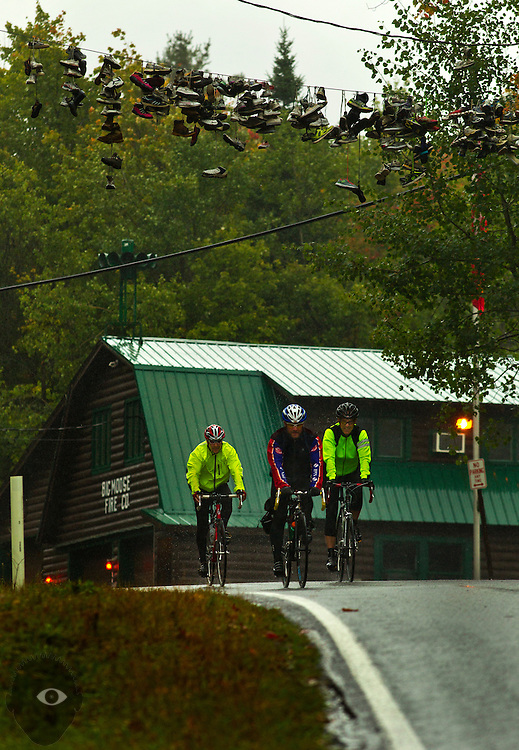 Day three at Old Forge and Inlet on Thursday, September 11, 2014.  L.E. Baskow