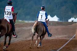 Frances Jean Philippe, FRA, Tarzibus<br /> World Equestrian Games - Tryon 2018<br /> © Hippo Foto - Dirk Caremans<br /> 12/09/2018