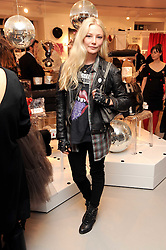 CLARA PAGET at the H&M Home Launch held at 174-176 Oxford Street, London W1 on 2nd November 2010.