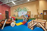 Laramie Community Recreation Center, Indoor playground, Laramie, WY