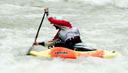 16.06.2010 ,Drauwalze, Lienz, AUT, ECA Kayak Freestyle European Championships im Bild FEature Kajak, Red Bull, EXPA Pictures © 2010, PhotoCredit: EXPA/ J. Feichter / SPORTIDA PHOTO AGENCY