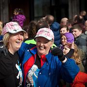 GLASGOW KILTWALK 2013 -Hampden Park to Loch Lomond