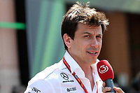 """Monaco - Formula 1 - Gran Premio di Monaco di Formula 1 - Nella foto: Torger Christian """"Toto"""" Wolff  - Mercedes"""