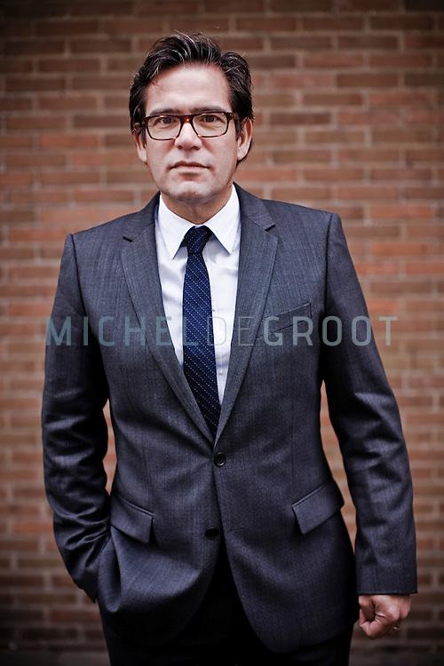 Hans Broere, directeur van DAAD Rotterdam