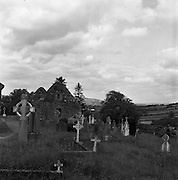 Cemetry at Ballyvoureen, Co Cork <br />