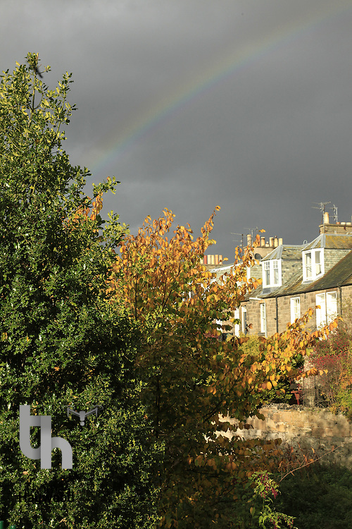 Edinburgh Autumn Colours 2009