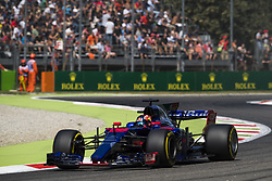 September 1, 2017 - Monza, Italy - Motorsports: FIA Formula One World Championship 2017, Grand Prix of Italy, .#26 Daniil Kvyat (RUS, Scuderia Toro Rosso) (Credit Image: © Hoch Zwei via ZUMA Wire)