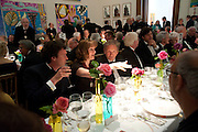Annual Dinner. Royal Academy of Arts. Piccadilly. London. 8 June 2010. -DO NOT ARCHIVE-© Copyright Photograph by Dafydd Jones. 248 Clapham Rd. London SW9 0PZ. Tel 0207 820 0771. www.dafjones.com.
