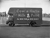 1957 - 07/01 Cow and Gate Van, Thorncastle St., Ringsend