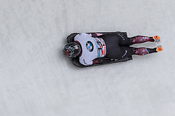 03.02.2017, Olympia Eisbahn, Igls, AUT, IBSF Weltcup, Igls, Skeleton, Damen, 1. Lauf, im Bild Elisabeth Vathje (CAN) // Elisabeth Vathje (CAN) in action during her first run of the ladie's Skeleton of BMW IBSF World Cup at the Olympia Eisbahn in Igls, Austria on 2017/02/03. EXPA Pictures © 2017, PhotoCredit: EXPA/ Stefan Adelsberger