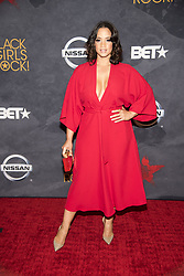 August 6, 2017 - New Jersey, U.S - DASCHA POLANCO, at the Black Girls Rock 2017 red carpet. Black Girls Rock 2017 was held at the New Jersey Performing Arts Center in Newark New Jersey. (Credit Image: © Ricky Fitchett via ZUMA Wire)