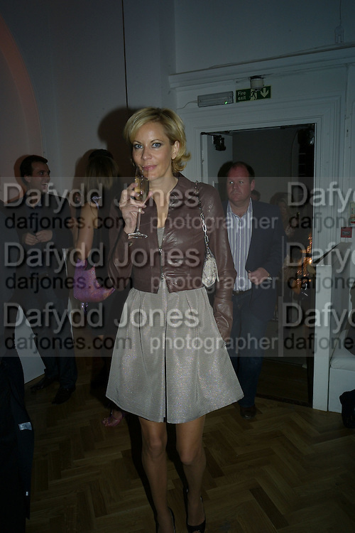 NADJA STERNKOPFT, TOD'S Art Plus Film Party 2008. Party to raise funds for the Whitechapel art Gallery.  One Marylebone Road, London NW1, 6 March, 8.30 - late<br />