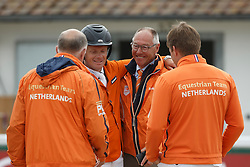 Greve Willem, Ehrens Rob, Greve Jan, Pals Johnny, (NED) <br /> Furusiyya FEI Nations Cup presented by Longines <br /> La Baule 2016<br /> © Hippo Foto - Dirk Caremans<br /> 13/05/16