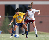 August 25, 2012: The Oklahoma Christian University Eagles play a preseason scrimmage on the campus of Oklahoma Christian University.