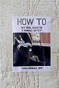 57th Art Biennale in Venice - Viva Arte Viva.<br /> How to get real close to a famous artist.