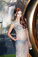 Una Healy, Oz The Great and Powerful European Film Premiere, Empire Cinema Leicester Square, London UK, 28 February 2013, (Photo by Richard Goldschmidt)