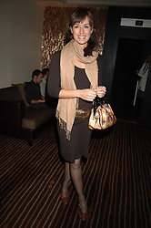 LADY ROSE INNES-KER at a lunch hosted by Ralph Lauren to present their Spring 2007 collection in support of the Serpentine Gallery's Education Programme, held at Fifty, 50 St.James's Street, London SW1 on 20th March 2007.<br /><br />NON EXCLUSIVE - WORLD RIGHTS