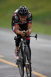 Sergio Hernandeez (ROC) during stage 1 of the Tour of Virginia.  The Tour of Virginia began with a 4.7 mile individual time trial near Natural Bridge, VA on April 24, 2007. Formerly known as the Tour of Shenandoah, the ToV has gained National Race Calendar (NRC) status for the first time in its five year history.