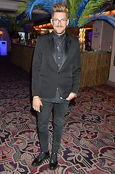 HENRY HOLLAND at the WGSN Global Fashion Awards 2015 held at The Park Lane Hotel, Piccadilly, London on 14th May 2015.