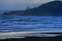 Agate Beach & Yaquina Bay Lighthouses