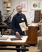 Hatch Show Print Workshop