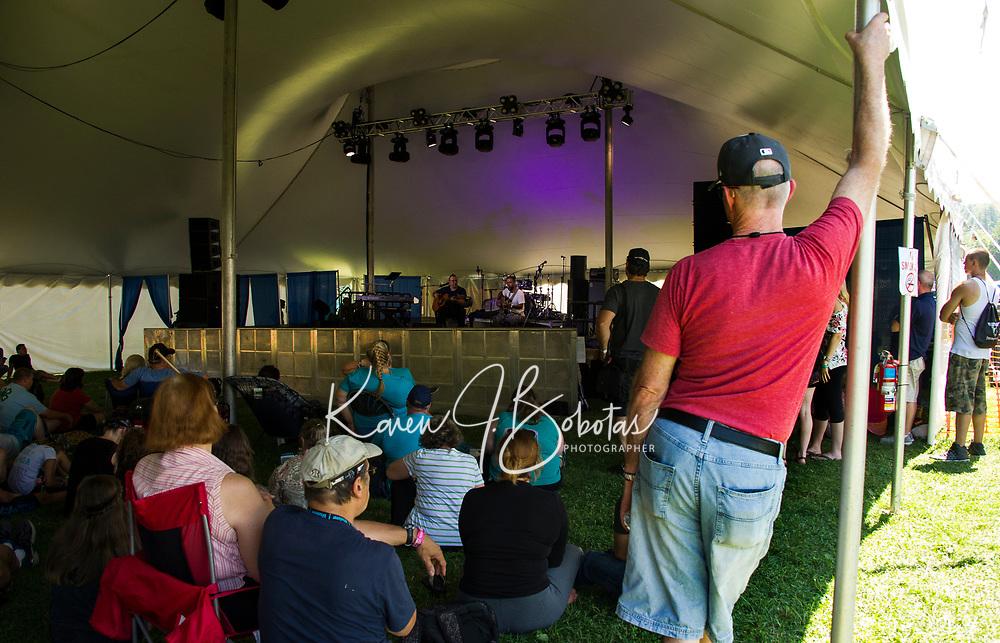 Soulfest at Gunstock Mountain Resort.  Karen Bobotas for the Laconia Daily Sun