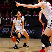 02 December 2018: The San Diego State Aztecs won/lost ##-## to the Arizona Wildcats Sunday afternoon at Viejas Arena.
