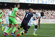 SSC Napoli vs Crotone 12 March 2017