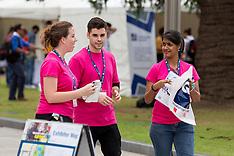 QUT Careers Fair 2016