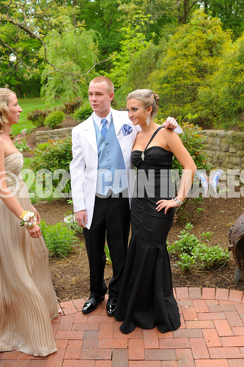 5/6/11-5:58:33 PM - DOYLESTOWN, PA - MAY 6:  Central Bucks West Pre-Prom Celebration - May 6, 2011 in Doylestown, Pennsylvania. (Photo by William Thomas Cain/Cain Images)