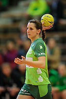 Angela Dolder (FAG) am Ball