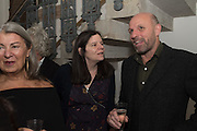 VICTORIA MIRO; PETER DOIG, Peter Doig  was the fourth artist to receive the  annual Art Icon award. Whitechapel Gallery. London.  26 january 2017