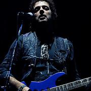 Latin Rock band Soda Stereo, from Argentina,  live in Panama City, Panama. 2008