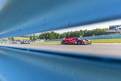 July 1, 2018 - Watkins Glen, New York, United States of America - The JDC-Miller Motorsports ORECA LMP2 car races off the esses during the Sahlen's Six Hours At The Glen at Watkins Glen International Raceway in Watkins Glen, New York. (Credit Image: © Walter G Arce Sr Asp Inc/ASP via ZUMA Wire)