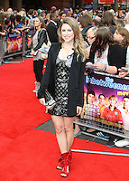 Hayley Westenra The Inbetweeners Movie world premiere, Vue Cinema, Leicester Square, London, UK, 16 August 2011:  Contact: Rich@Piqtured.com +44(0)7941 079620 (Picture by Richard Goldschmidt)