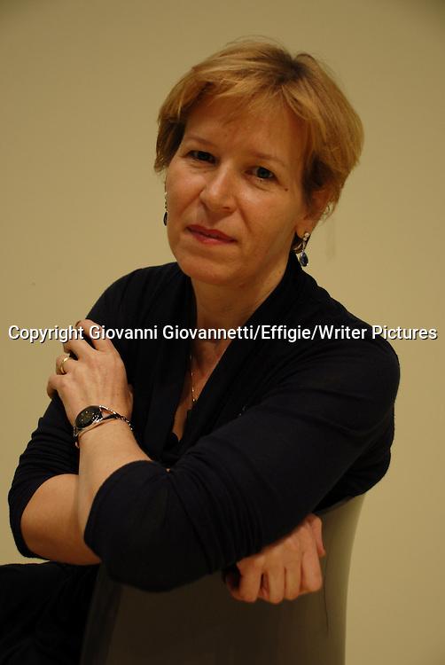 Lilia Bicec, Salone Internazionale del Libro di Torino<br /> 17 May 2013<br /> <br /> Photograph by Giovanni Giovannetti/Effigie/Writer Pictures <br /> <br /> NO ITALY, NO AGENCY SALES
