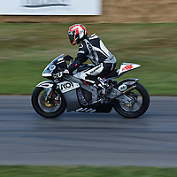 #68 Honda RS250 NXA, confirmed drivers: Richard Grantham, Dan Linfoot, at the Goodwood FOS on 28 June 2015