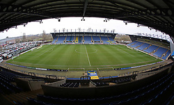 A general view of the Kassam Stadium home of Oxford United - Mandatory by-line: Joe Dent/JMP - 17/03/2018 - FOOTBALL - Kassam Stadium - Oxford, England - Oxford United v Peterborough United - Sky Bet League One
