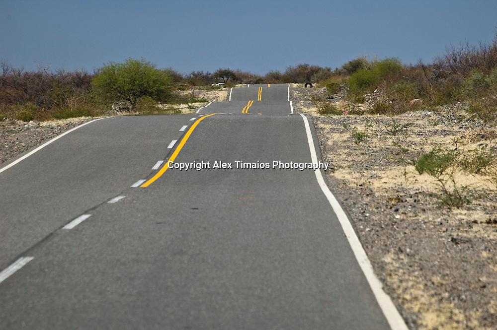 A roadmap thru the desert