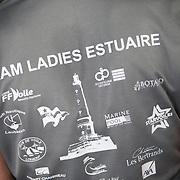 régates réservée aux filles organisée par la Sociétét des Régates Rochelaises