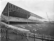 Section of New Stand at Croke Park for Belfast Telegraph (New Hogan Stand)<br />