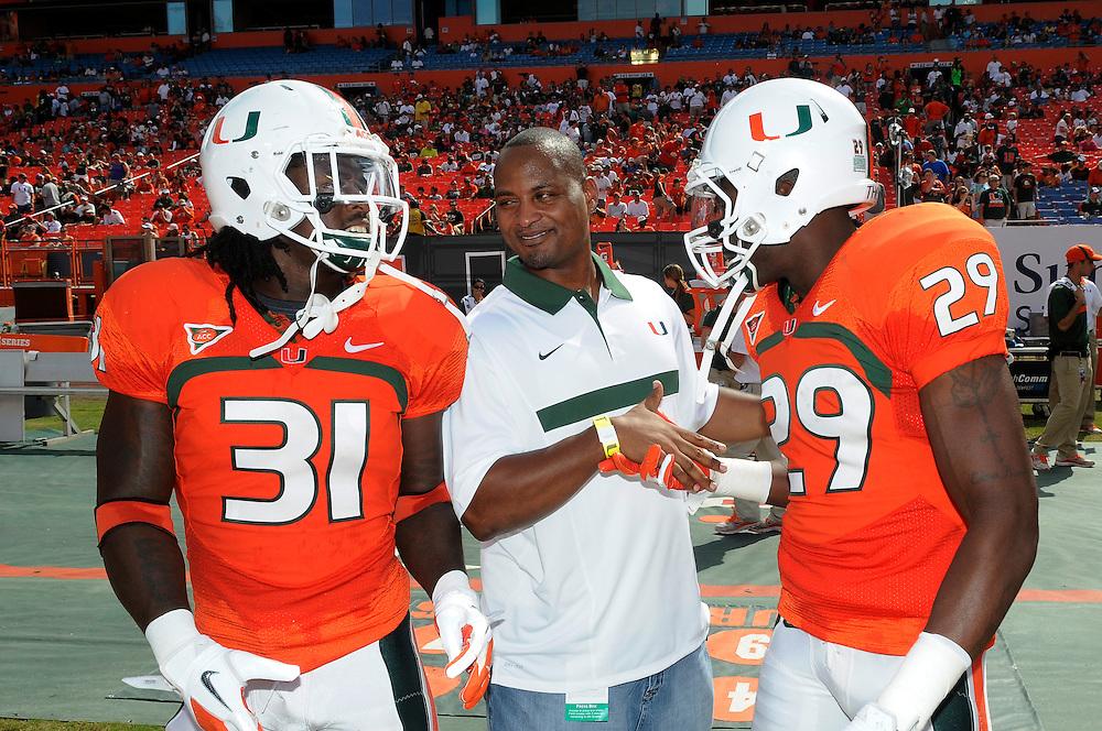 2011 Miami Hurricanes Football vs Bethune-Cookman