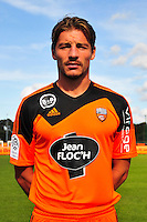 Mehdi Mostefa - 25.09.2014 - Photo officielle Lorient - Ligue 1 2014/2015<br /> Photo : Philippe Le Brech / Icon Sport